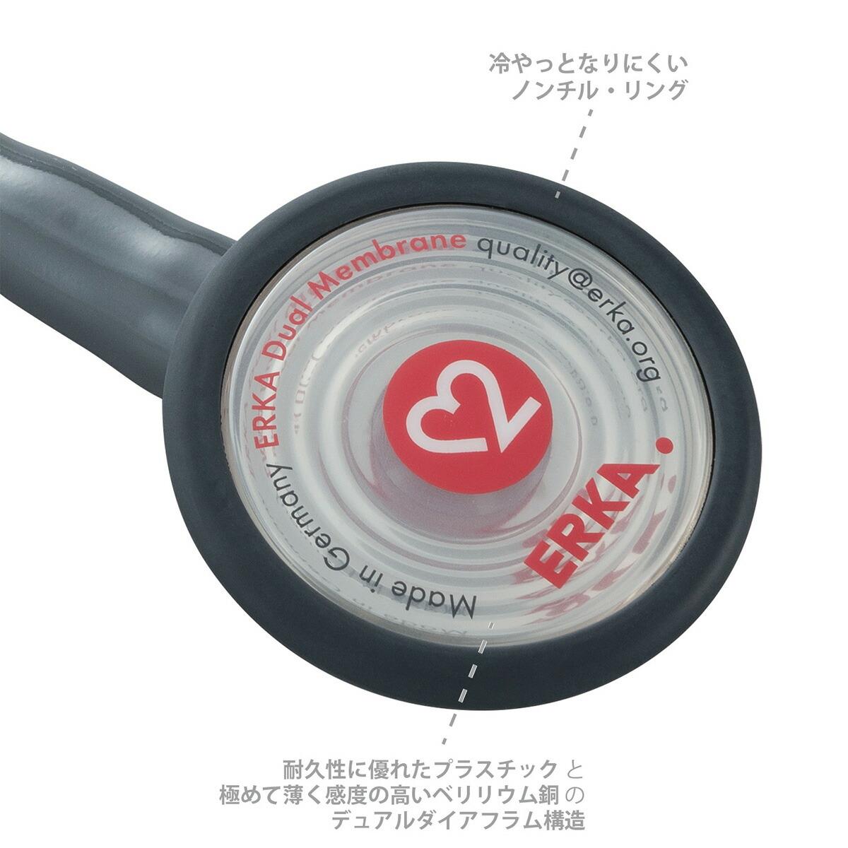 ERKA.フィネス ライト:520 ダイアフラム面(46mm)