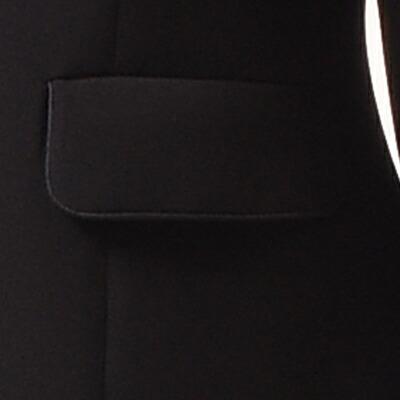 ジャケットポケット部分