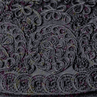 織り 拡大