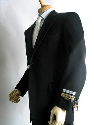 9500aa8bfa897 合夏用 ブラックフォーマル :RM14606 MIYUKITEX ブラックスーツ ...