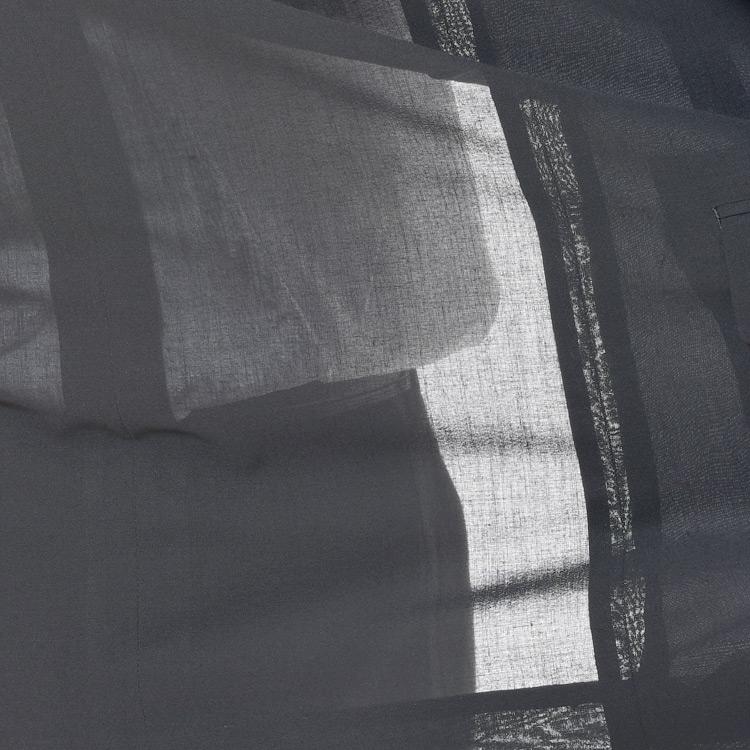 1ebc6c174d130 合夏用 ブラックフォーマル :RM14606 MIYUKITEX ブラックスーツ  シングル 略礼服 夏用喪服 2B×1アジャスター付き☆パンツ裾未処理  ブラックフォーマル メンズ ...