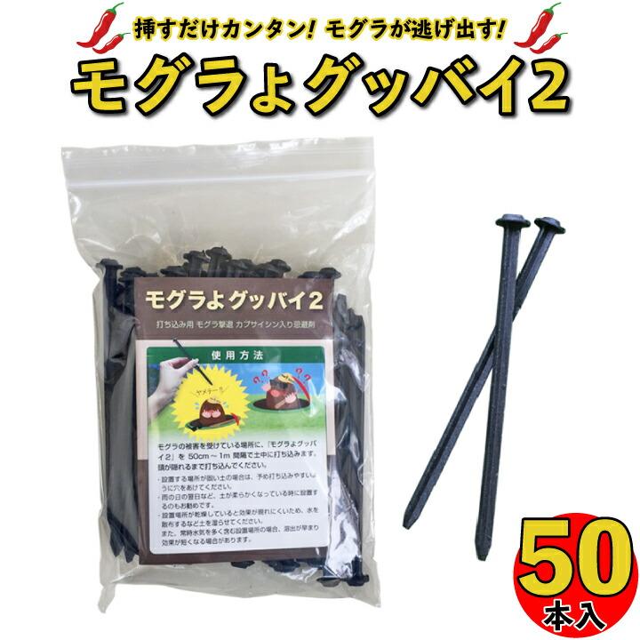 モグラよグッバイ2(50本入り)