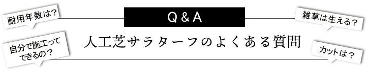 Q&A表題