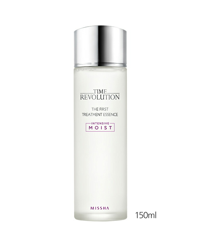 ★ New third generation ★ MISSHA (Misha) TIME REVOLUTION 3rd generation The  First Treatment Essence Intensive Moist