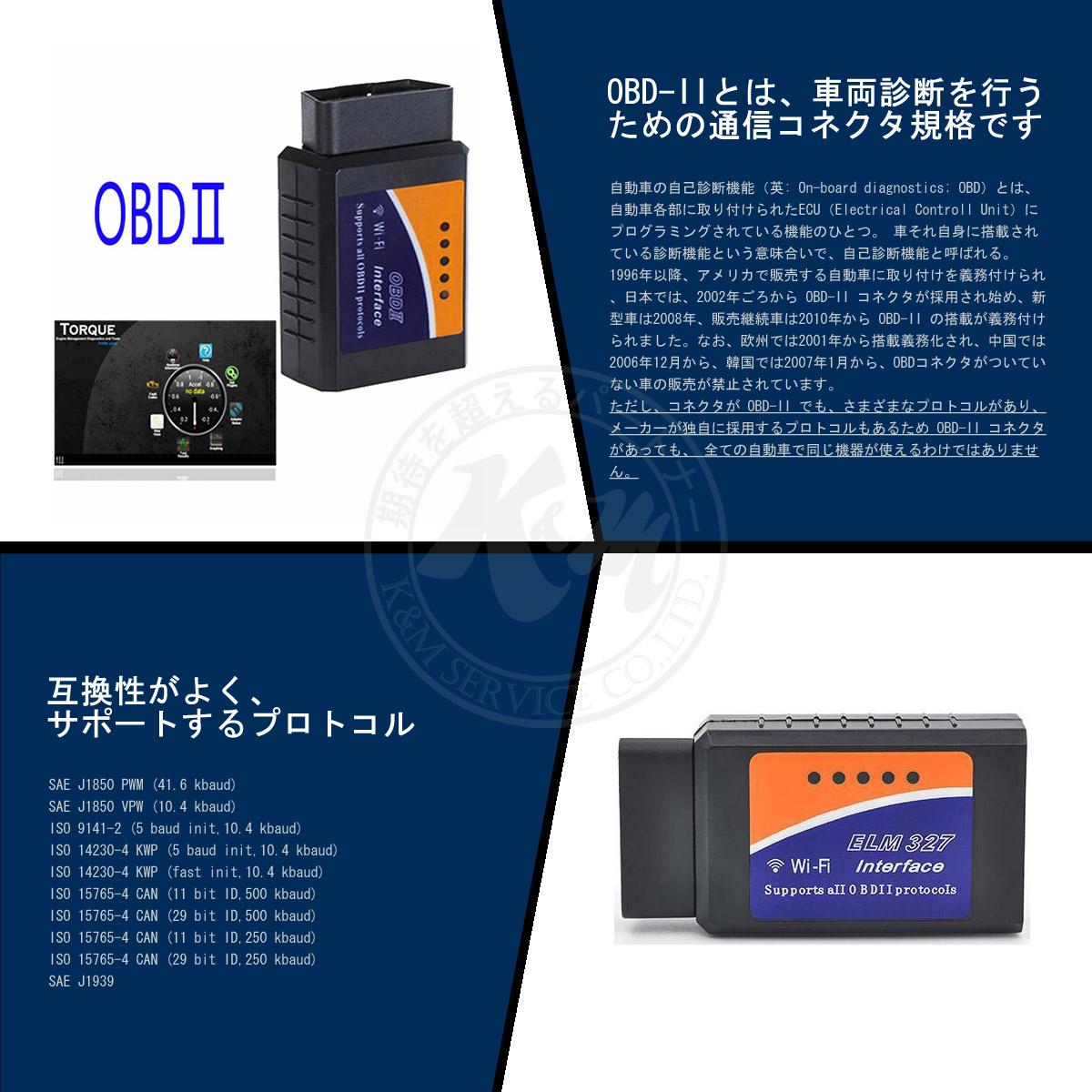 OBD2-ELM327-WIFI