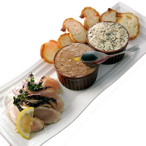 神戸 チックデリトリチュウ 惣菜 オードブル 鶏肉 鳥肉 とりにく とり肉 パテセット