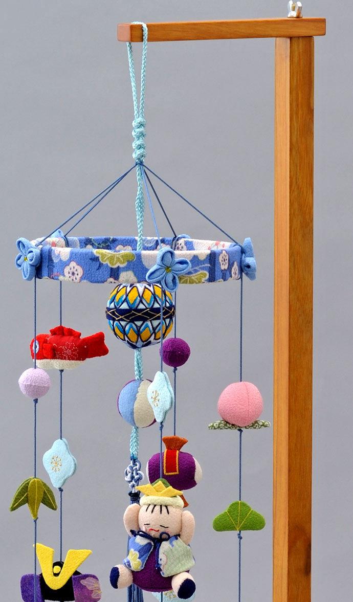 五月人形 つるし飾り つりし雛 吊るし飾り 五月人形飾り 五月 つるし飾り(大)画像2