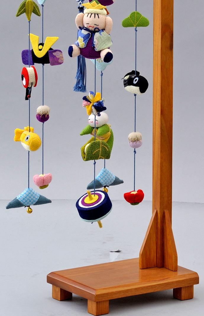 五月人形 つるし飾り つりし雛 吊るし飾り 五月人形飾り 五月 つるし飾り(大)画像3