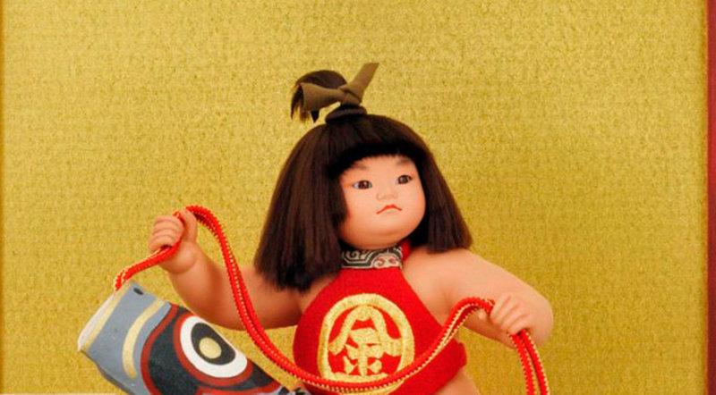 五月人形 金太郎人形 お祝い飾り 子供大将人形・武者人形 吉徳大光作 端午の節句 初節句 お祝い人形 「金太郎6号童」画像2