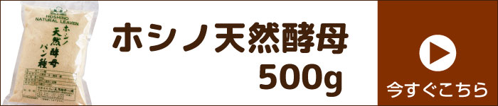 ホシノ天然酵母500g