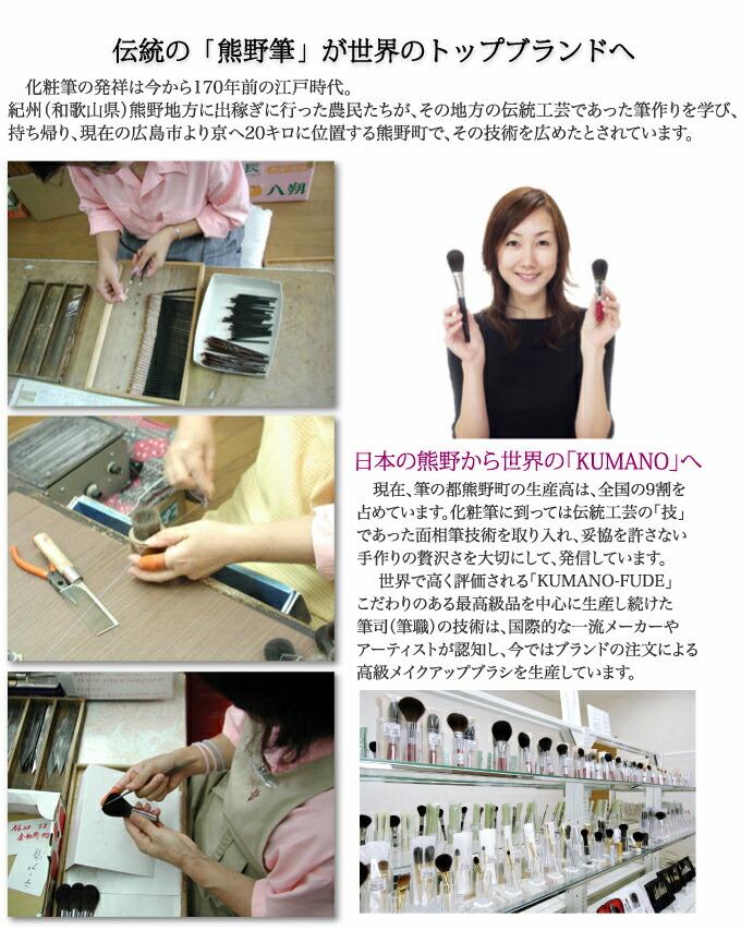 熊野筆が世界のトップブランドへ