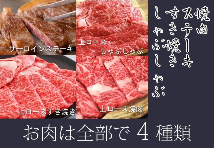 近江牛種類