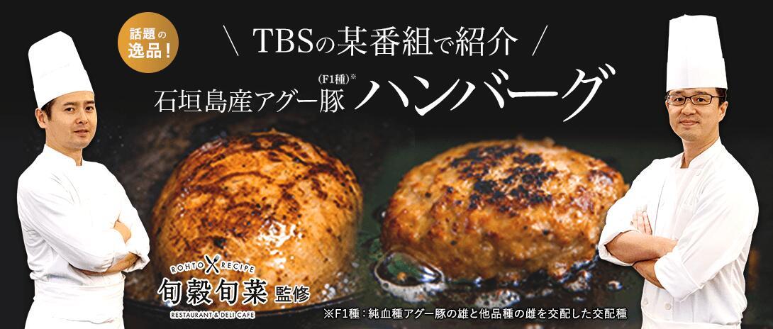 合挽き(南ぬ豚、南ぬ牛) 網脂ハンバーグ