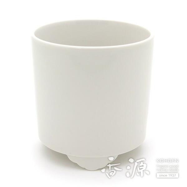 香源オリジナル聞香炉 白