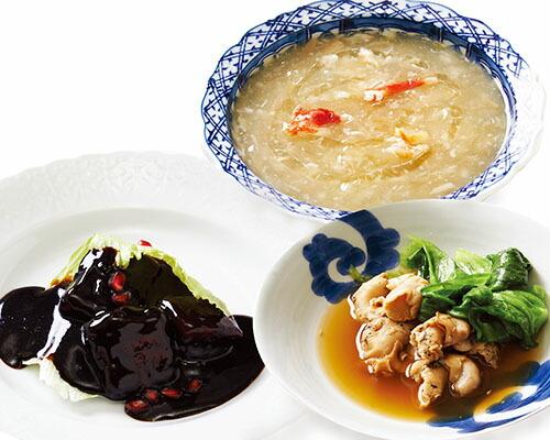 御田町 桃の木 冷凍惣菜3種詰合せ
