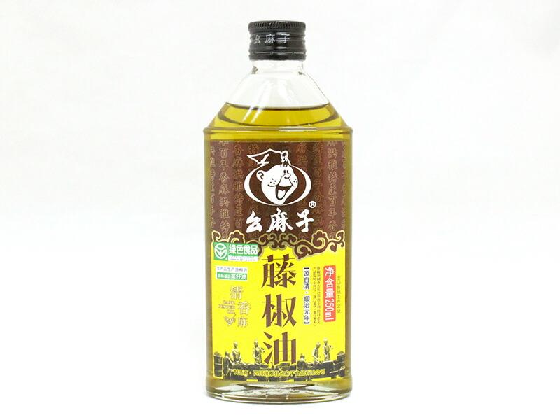 ヤオマーズ藤椒油