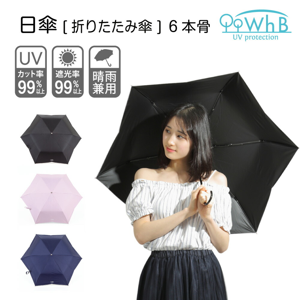 日傘(折りたたみ傘)