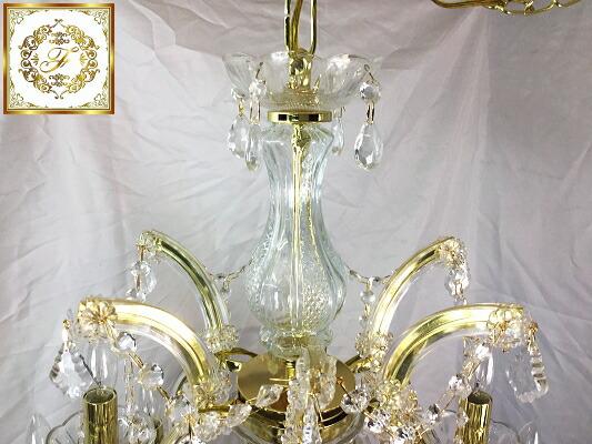 高級シャンデリア|30灯|イタリア製|インテリア|店舗什器|リビング