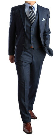 a48f3fa869bfd スーツ編 劇的に変えるならスリーピーススーツ! 紳士服通販 メンズ ...