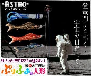 星空の鯉のぼり アストロ