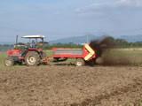JAS有機米土作りがとても大切