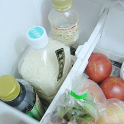冷蔵庫保管