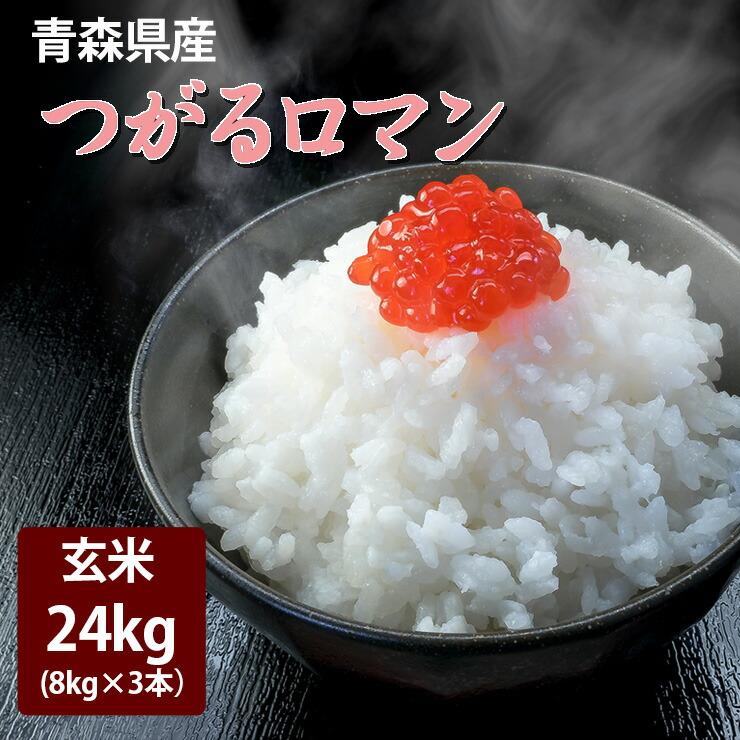 ロマン玄米24kg