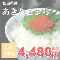 秋こま白米10kg