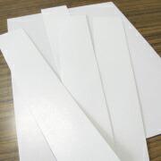 米粉のハートケーキ 型紙を作る