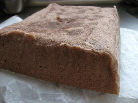 米粉で作る浮島
