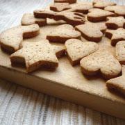 クッキー専用米粉で作るクッキー 出来上がり