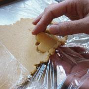 クッキー専用米粉で作るクッキー 型抜き