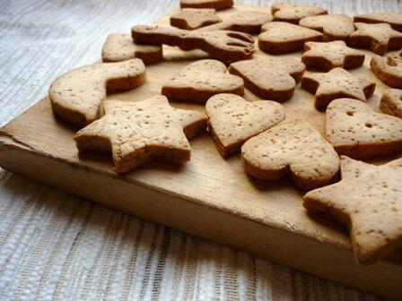 クッキー専用米粉で作るクッキー