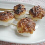 胡桃味噌団子の作り方