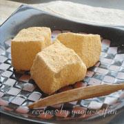 レシピのご紹介♪わらび餅粉で作るわらび餅