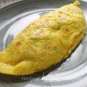 米粉を使ったレシピのご紹介♪ベトナム風お好み焼きバインセオ