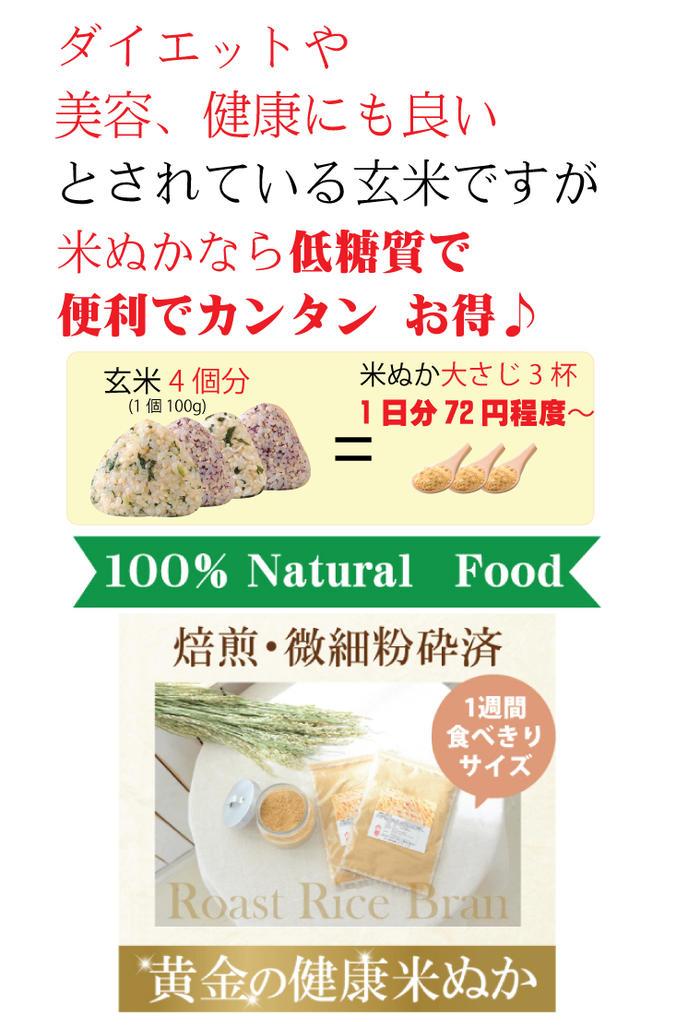 健康や美容に良い玄米ですが
