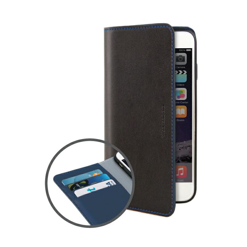 1b97db6730 手帳型 フラップケース。nano SIMスロット付。上質な本革とウルトラスリムTPUケース 。落ち着いた味のある表側と対象に内側は明るめのカラーで大人の遊び心満載。