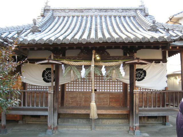 尾道 吉備津彦神社