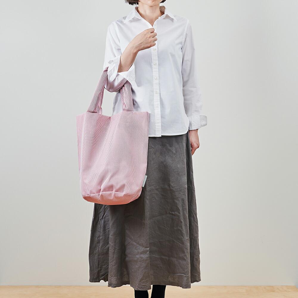 アルテクロス ALLTE CLOTH bag トートバッグ バケットトート バケツトート 鞄 かばん メッシュ 軽い