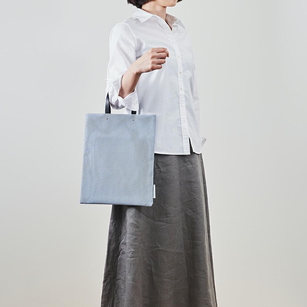 アルテクロス ALLTE CLOTH Bag トートバッグ 縦長トート ワンマイルバッグ サブバッグ 鞄 かばん メッシュ 軽い A4サイズ