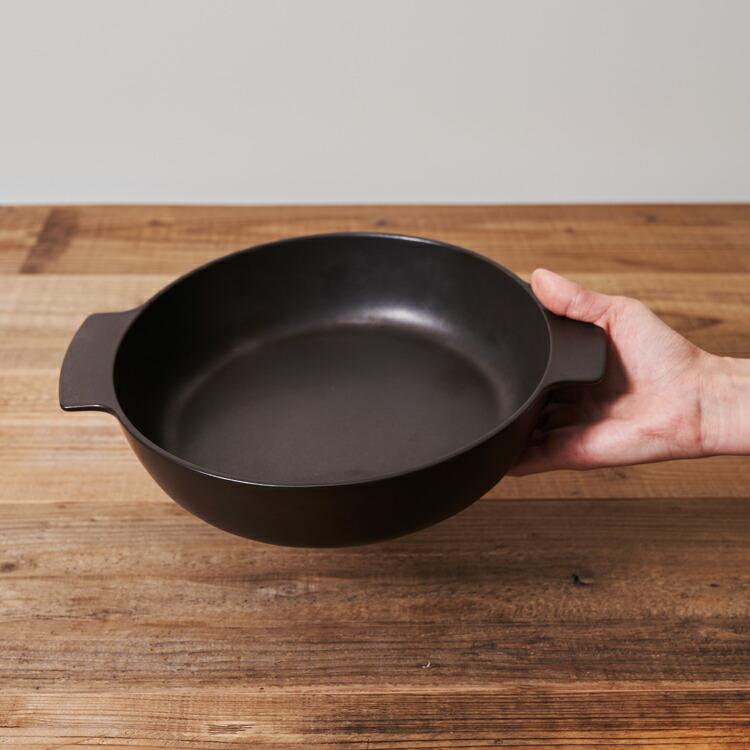 有田 磁器 耐熱 皿 鍋 ポットディッシュ ARITAJIKI 焼き セラミック