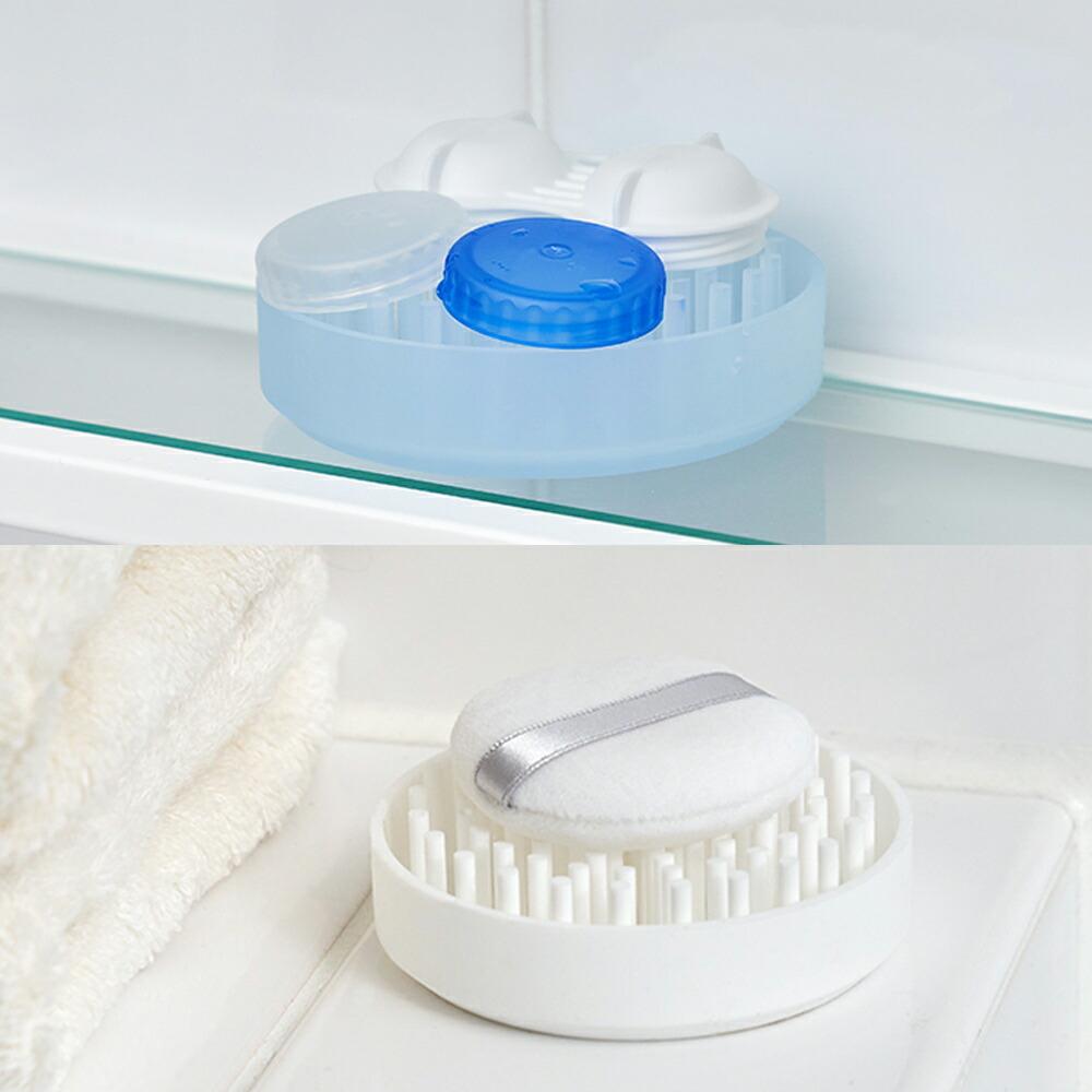 ツンツン ミニ 石鹸置き 石鹸 乾く 乾燥 アッシュコンセプト プラスディー
