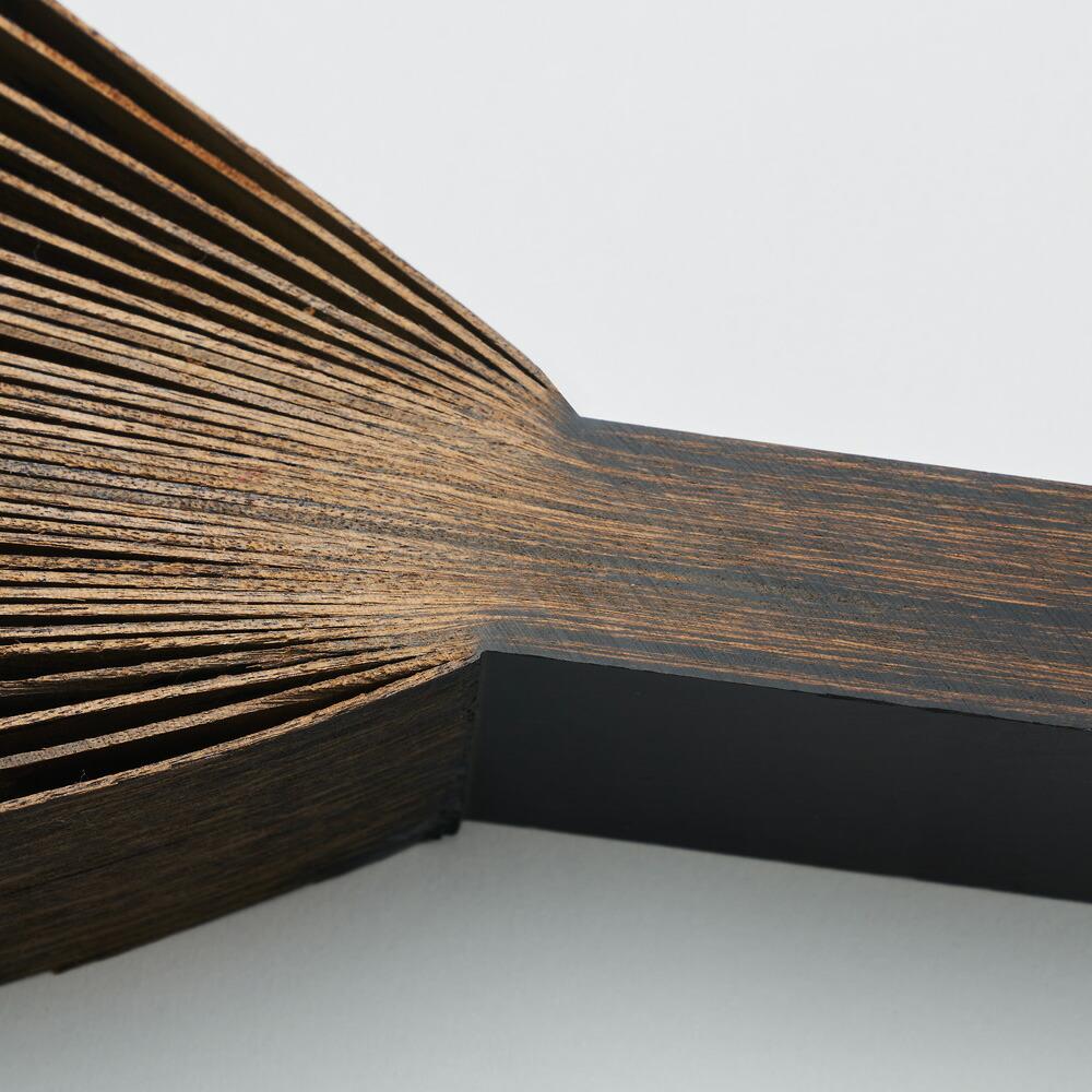 木の浮き箸 箸置き アッシュコンセプト プラスディー 小林幹也 デザイン