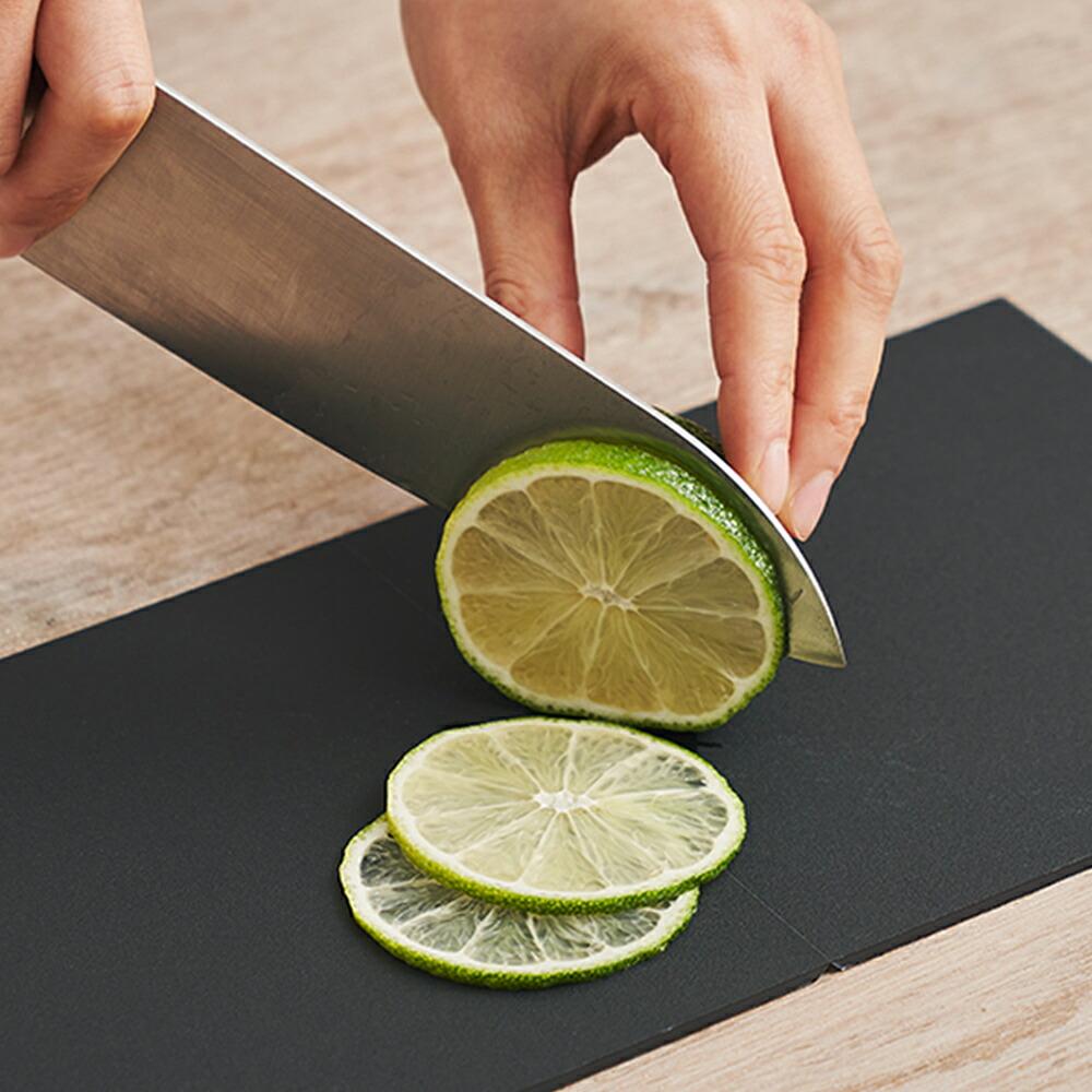 かってぃんぐまっと ぼーど まな板 くろ ブラック 折りたたみ 薄い こんぱくと 折りたたみ 自立 抗菌 軽い えいちたぐ