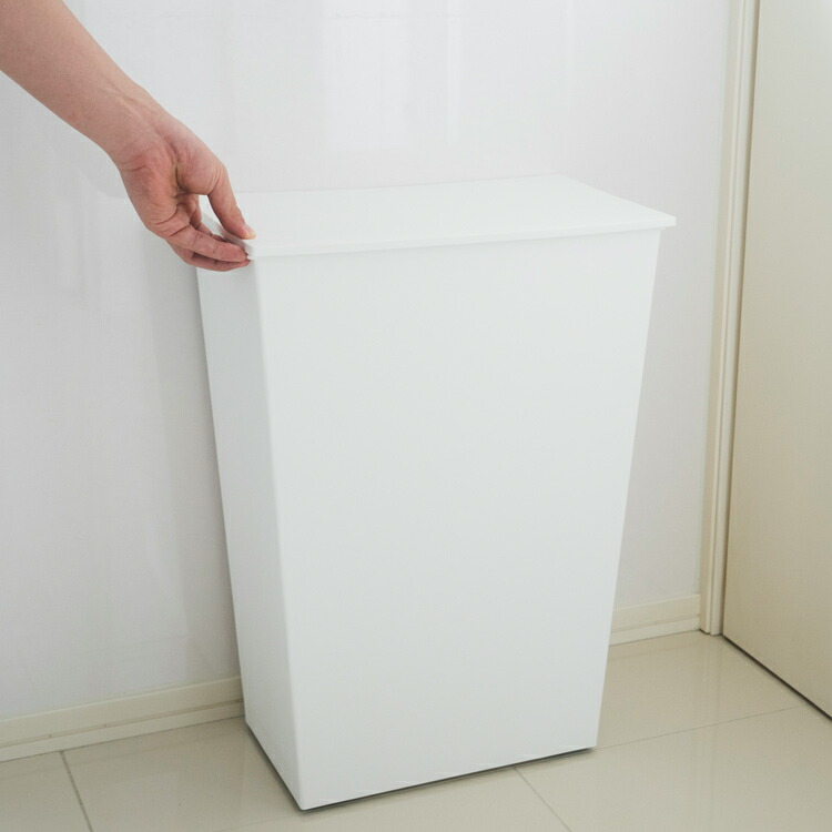 I'mD Kcud クード シンプル ゴミ箱 スリム ワイド アイムディー くーど