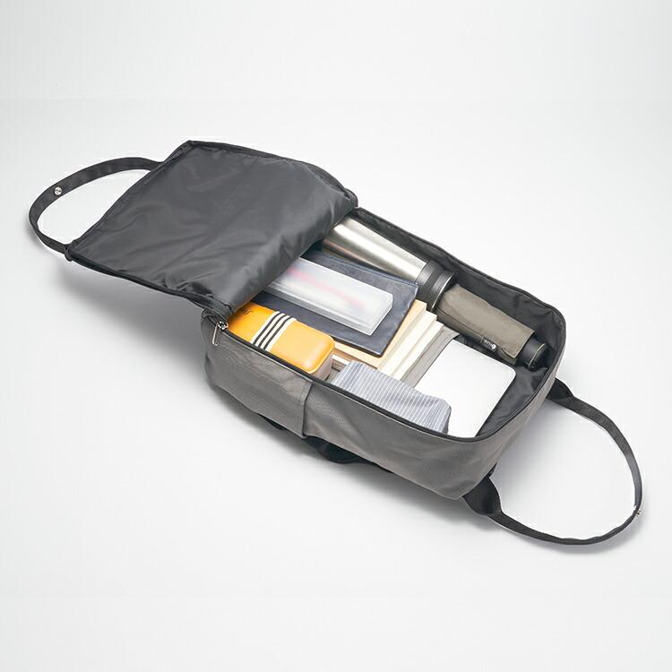 とーと とーとばっぐ ばっくぱっく りゅっく 2way カーキ ブラウン グレー ブラック 四角 Backpack