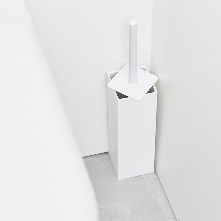 トイレ ブラシ タワシ tidy ティディー テラモト プラタワ 掃除 トイレ フチ 曲がる