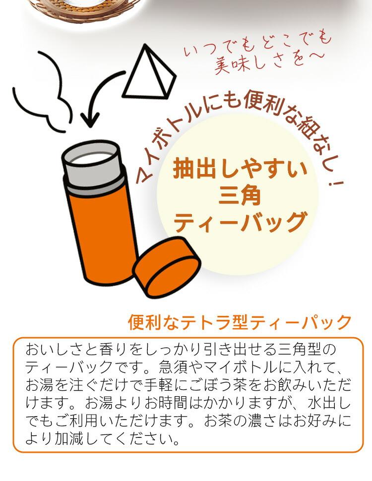 イヌリン336mg ダイエット 飲みたいお茶 ごぼう ノンカフェイン