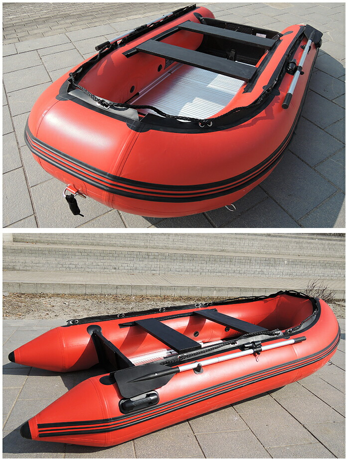 インフレータブルボートDL-b300 詳細写真